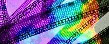 Colorized blending of pseudu nitzschia and data