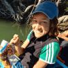 Scripps grad student Leticia Cavole
