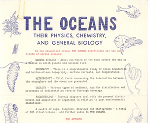 The Oceans Textbook