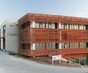 Scripps Oceanography MESOM building