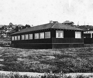 Scripps' First Lab