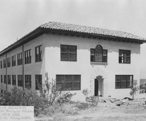 Ritter Hall
